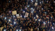 Hristiyan Liderler Hong Kong Protestolarına Tepki Gösterdi: ''Mesih Bize Sadık Kalacak''