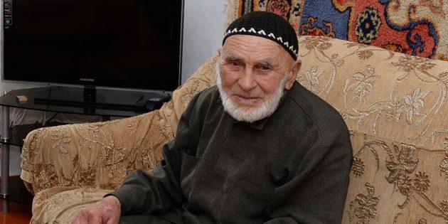 123 yaşındaki Rusya'nın En Yaşlı Adamı Hayatını Kaybetti