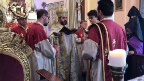 Aziz Krikor Lusavoriç'in Relik'lerinin Bulunuşu Günü Kutlandı