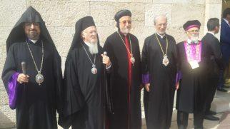 Ruhaniler, 15 Temmuz Demokrasi ve Birlik Günü Vesilesiyle Düzenlenen Oturuma Katıldılar
