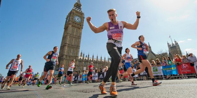 Kiliseleri İçin Maraton Koştular