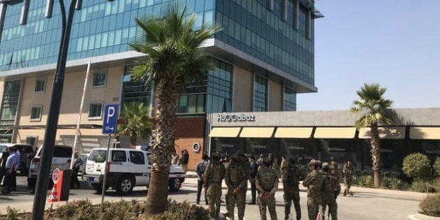 Irak'ta Türk Diplomata Saldırı Düzenlendi