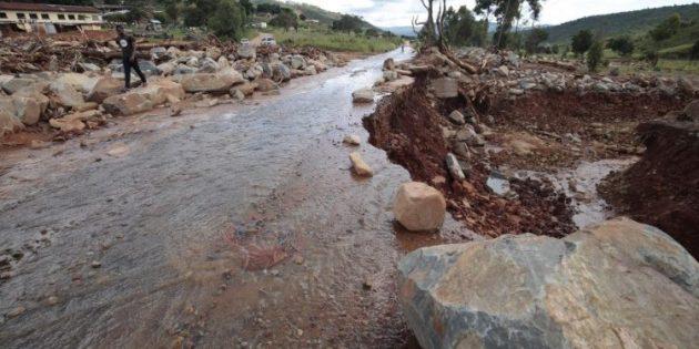 Zimbabve'deki Krize Kilise Desteği