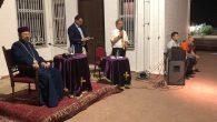 Türkiye Ermenileri Patriklik Kaymakamı Episkopos Sahak Maşalyan, Kınalıada Sakinleriyle Buluştu
