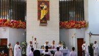 Saldırıya Uğrayan Filipinler Kilisesi Törenle Yeniden Açıldı