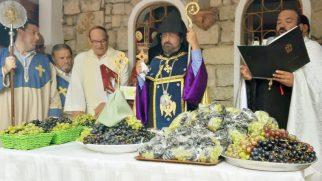 Meryem Ana'nın Göğe Alınışı Bayramı Hatay'da Coşkuyla Kutlandı