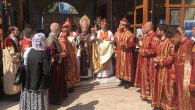 Samatya Surp Kevork Armenian Apostolic Church Opened to Worship After Renovation