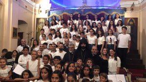 """Rahip Gomidas'a İthaf Edilen Konserde """"MESROBYAN KOROSU"""" Adı İlan Edildi"""