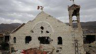 Suriye'deki Kiliseler Savaşın İzlerini Taşıyor