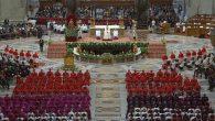 Vatikan'da 13 Kardinalin Ataması Yapıldı