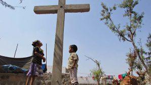 Hindistan'da Köyün Tek Hristiyan Ailesine Saldırı