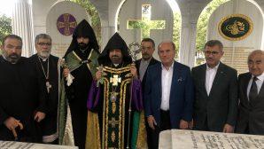 Mimar Balyan Ailesi Mezarları Başında Anıldı