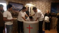 The Joy of Baptism in the Cankurtaran Church