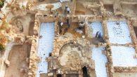 """""""Şanlı Şehit"""" Adına Adanmış 1500 yıllık Kilise Bulundu"""