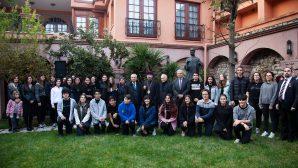 Gomidas Vartabed'in Heykeli Özel Bir Törenle Açıldı