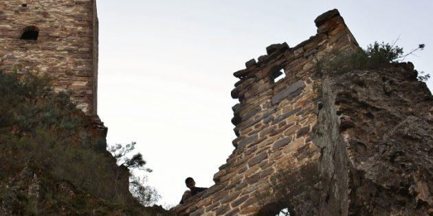İnguşetya'da Tarihi Bir Tapınak Keşfedildi