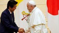 Papa, Gençlik Hayalini Gerçekleştirerek Japonya'yı Ziyaret Etti