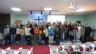 The topic of the Awakening Youth meeting was the Identity of Jesus Christ
