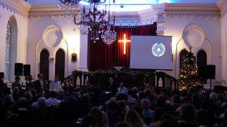 Pera Diriliş Kilisesi'nde 10. Kez Noel Ezgileri Coşkusu