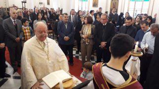 İskenderun Aziz Nikola Ortodoks Kilisesi'nde 'İsim Bayramı' Coşkusu!