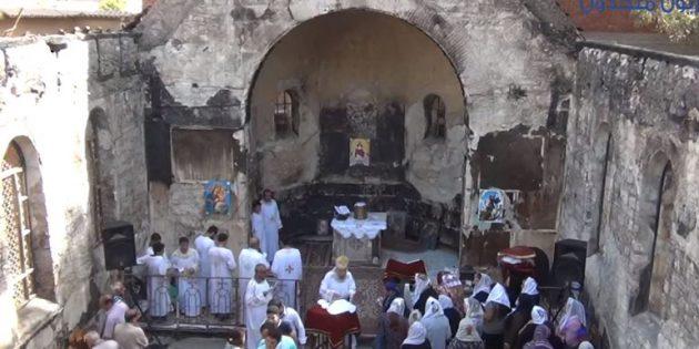 Kıpti Hristiyanlar, Yangınların Tesadüf Olmadığına İnanıyor