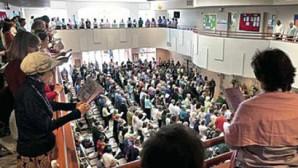 Camide Paskalya Kutlaması
