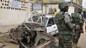Saldırıyı Boko Haram Üstlendi