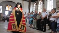 Aziz Panteleimon Bursa'da anıldı