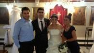 Kiliseler bu düğünle bir araya geldi