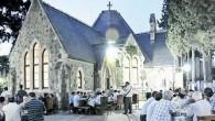Kilisede iftar diyalogu