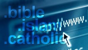 Hristiyanlıkla ilgili internet uzantılarına itiraz