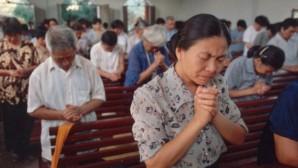 Çin'de 25 yılda Hristiyan sayısı 90 milyon arttı