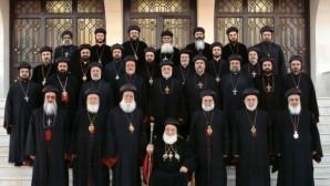 Süryani Ortodoks Sinodu Suriye için Toplanıyor