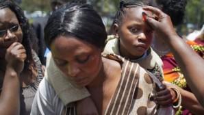 Kenya halkı kilise saldırılarına tepkili