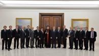 Süryani Cemaati Yetkilileri Gül'ü ziyaret etti
