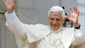 Papa Hazretleri'nin İstifa Mektubu