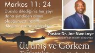 Uyanış ve Görkem Toplantıları İstanbul ve Ankara'da!
