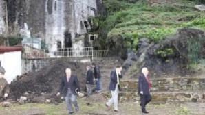 Giresun'da Tarihi Kaya Kilise Gün Yüzüne Çıktı