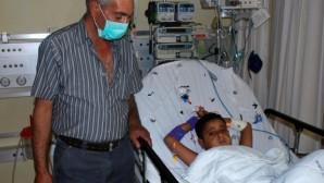 İsrailli Aileden Filistinli Çocuğa Böbrek Bağışı