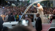Papa Fransua Gençlerin Sempatisini Kazandı