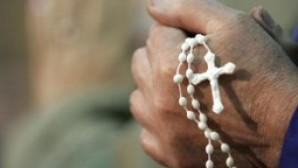 Hristiyanlar Duada Birlik Oldu