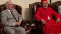 Kızılay Başkanı'ndan Süryani Cemaatine Ziyaret