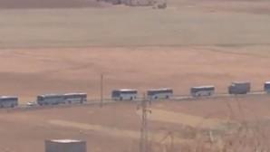 Suriyeli Çetelerden Ermeni Yolculara Saldırı