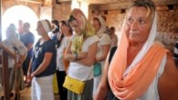 Alanyalı Ortodokslar'dan Mısır için dua