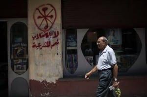 Mideast Egypt-Christians in Peril