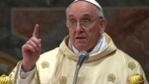 Papa'dan siyasilere yolsuzluk uyarısı