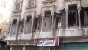 Halep Süryani Metropolitliği'ne Havan Mermisi Düştü