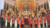 Ermeni Patrikhanesi'nden Taziye