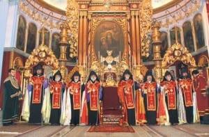 ermeni patrikhanesi