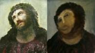 İsa Mesih'in freskini bozan kadına klip teklifi
